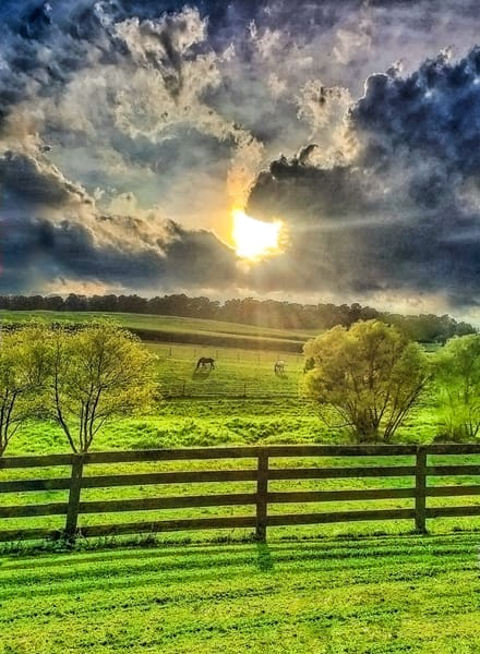 """""""""""Countryside Dream"""" Photography Art 
