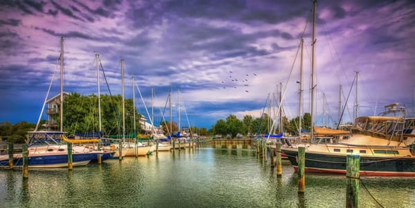 """Saint Michaels Harbor"" Photography Art   Inspired Imagez"