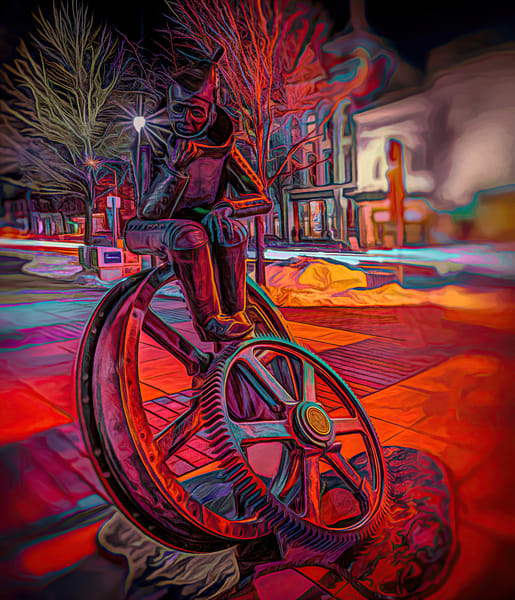 """""""Psychedelic Tin Man"""" Photography Art   Inspired Imagez"""