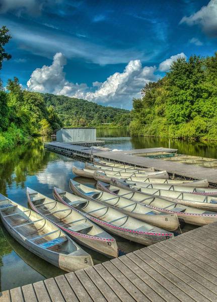 """Boat Docks At Lake Redman"" Photography Art | Inspired Imagez"