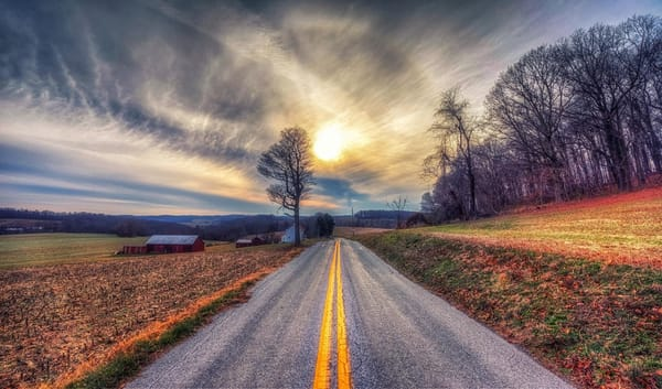 """""""Country Dream"""" Photography Art 