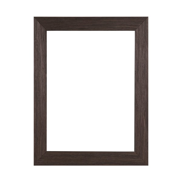"""1 1/2"""" Brown Woodgrain Ready Made Frame 