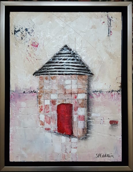 Il Trulli | Original Painting Art | Southern Heart Studio, LLC