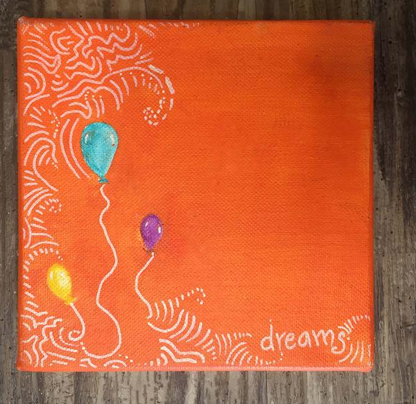 Dreams Art | Angelica Hoyos Studio