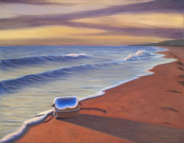Time And Tide Art | The Art of David Arsenault