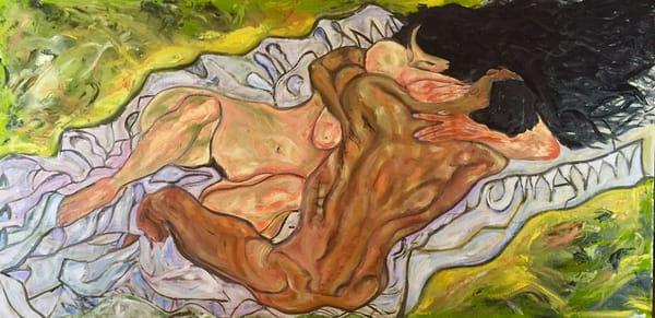 The Embrace Art | Scott Dyer Fine Art