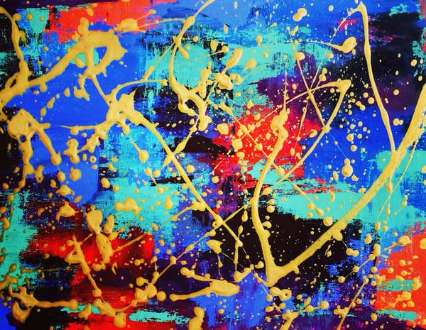 Splash Art | Courtney Einhorn