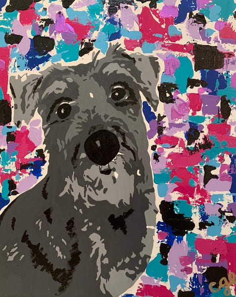 Pup Art   Courtney Einhorn