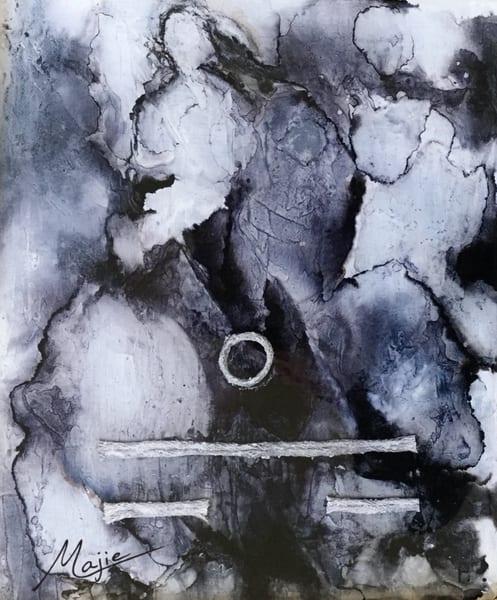 Riding The Storm Of Love Art | Maitri Studio