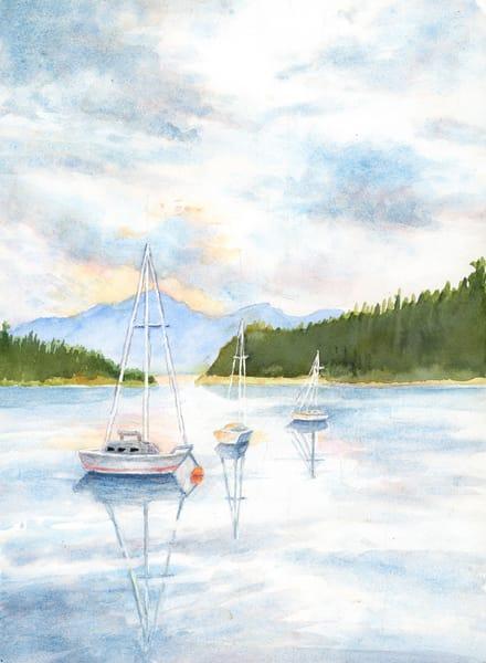 Sea Sky - Denise Jackson