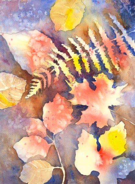 Fall Leaves - Denise Jackson