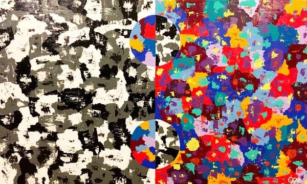 Find The Colon Art   Courtney Einhorn