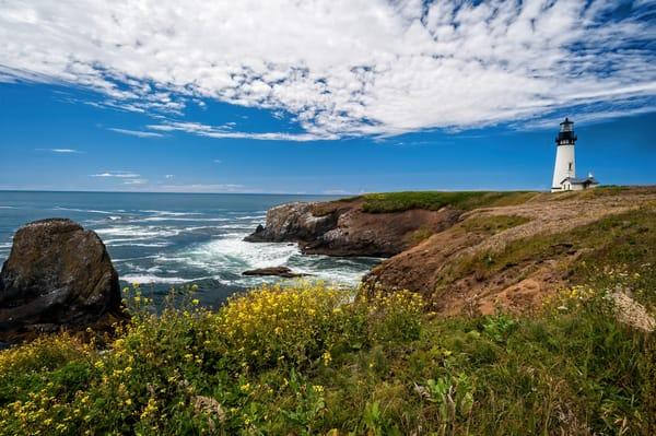 Oregon Coastal Guardian Photography Art | Ken Smith Gallery