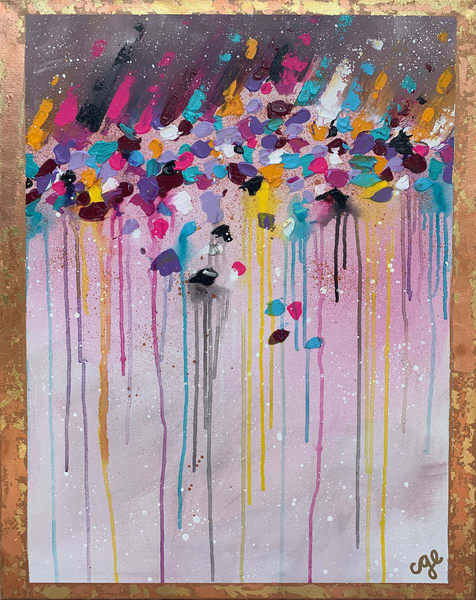 May Flowers Art | Courtney Einhorn