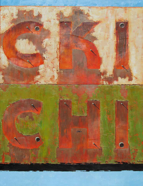 Cki Chi Art | Fountainhead Gallery