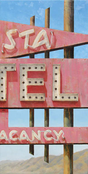 Siesta Motel 2 Art | Fountainhead Gallery