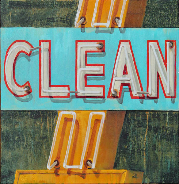 Clean Art | Fountainhead Gallery