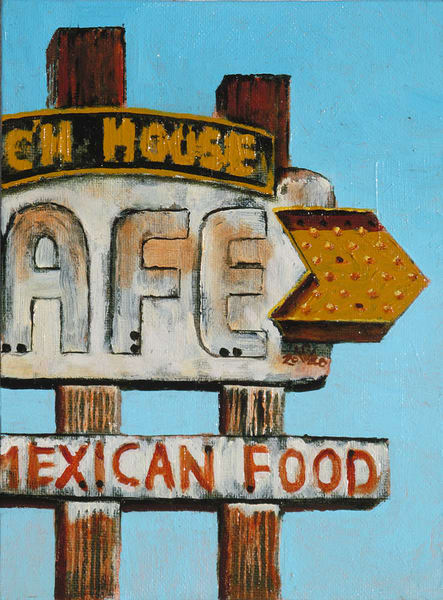 Mexican Food Art | Fountainhead Gallery