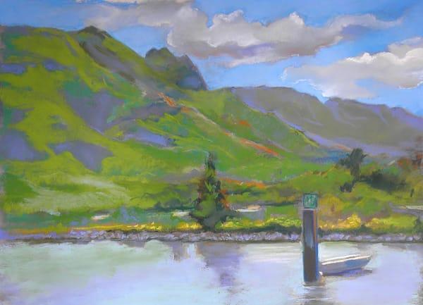 Kauai Dock Jpeg 18x13 Art | Kelly Bandalos Studios