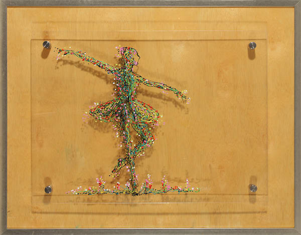 Dancing On Glass I Art | Hackley Fine Art