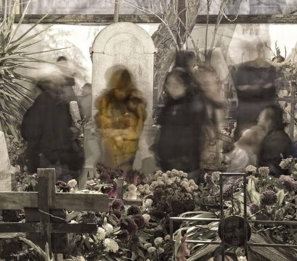 Ghost Tomb Art   Danny Johananoff