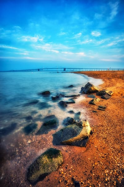 """""""Sandy Point Beach"""" Annapolis, Md Photography Art   Inspired Imagez"""
