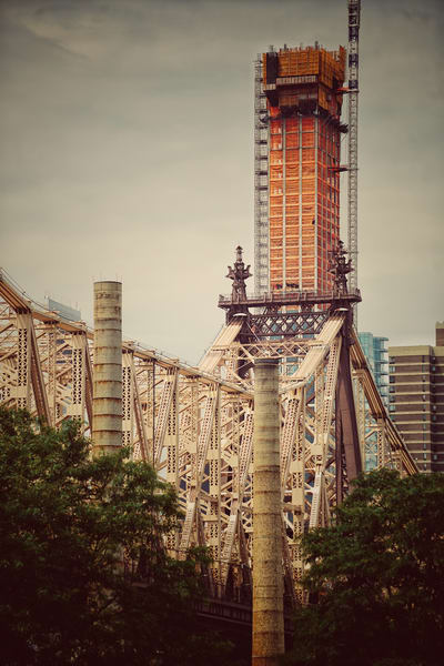 Bridge And Chimney Art | Danny Johananoff