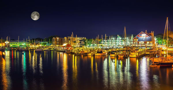 """""""Annapolis Pano"""" Photography Art   Inspired Imagez"""