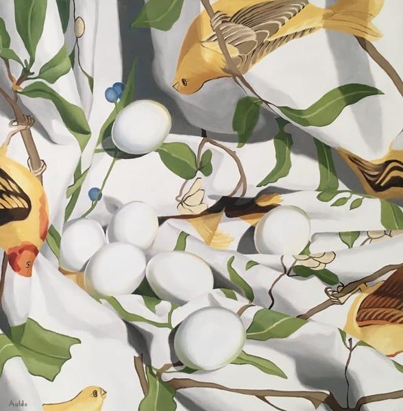 Birdsong Art | Suzanne Aulds Studio