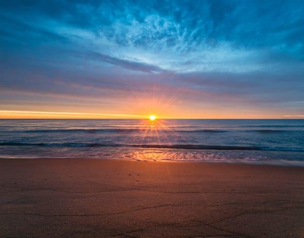 Angled Sunrise