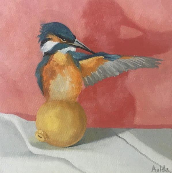 Kingfisher Art   Suzanne Aulds Studio