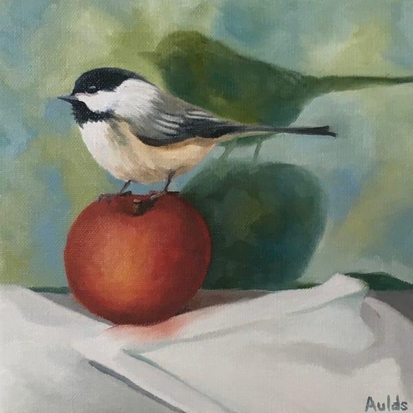 Chickadee Art   Suzanne Aulds Studio