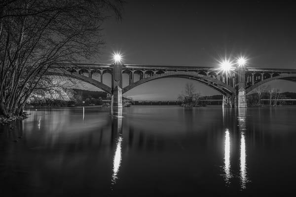 """Midnight On The Wrightsville Bridge"" Photography Art | Inspired Imagez"