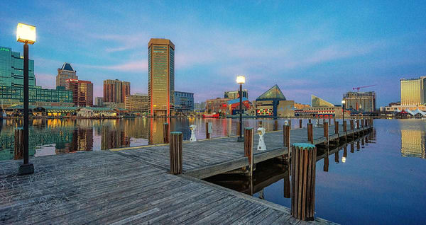 """""""Out In The Open""""   Inner Harbor Baltimore Photography Art   Inspired Imagez"""