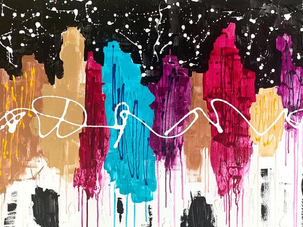 On Top Of The World Art | Courtney Einhorn