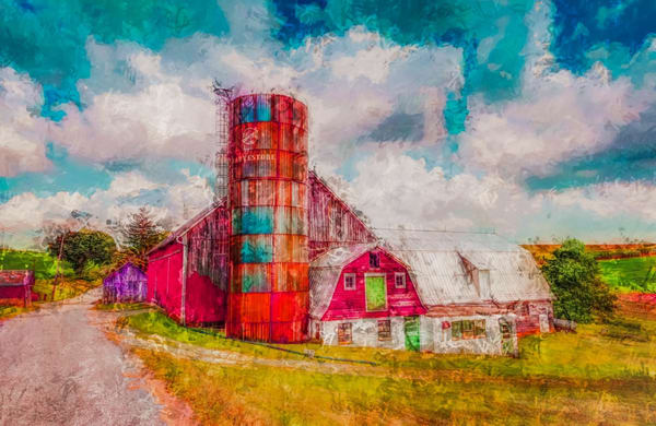 """""""Paint Me A Barn"""" Photography Art   Inspired Imagez"""
