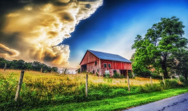 """""""Rising Winds"""" Wrightsville, Pa Photography Art   Inspired Imagez"""