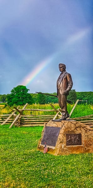 """Gettysburg Battlefield"" #2 Photography Art   Inspired Imagez"