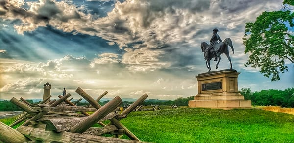 """Gettysburg Battlefield"" Photography Art   Inspired Imagez"