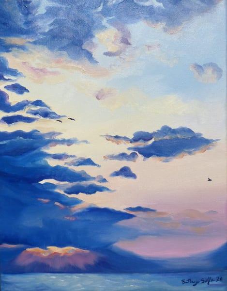 Cloudscape 4 | Brittany Selfe
