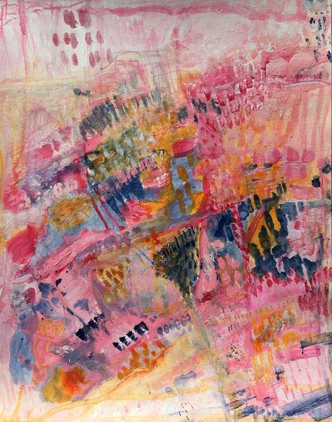 Head Over Hills Art | Annie Lockhart