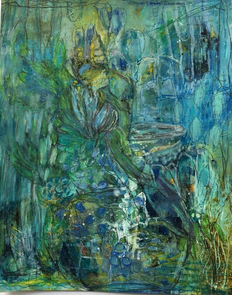 Into The Blue Art | Annie Lockhart