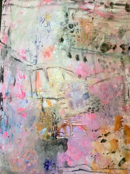 Petite Pink Art | Annie Lockhart