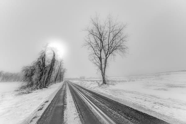 """Winter On Dietz Road"" Photography Art | Inspired Imagez"