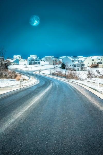 """Winter Mood"" Photography Art | Inspired Imagez"