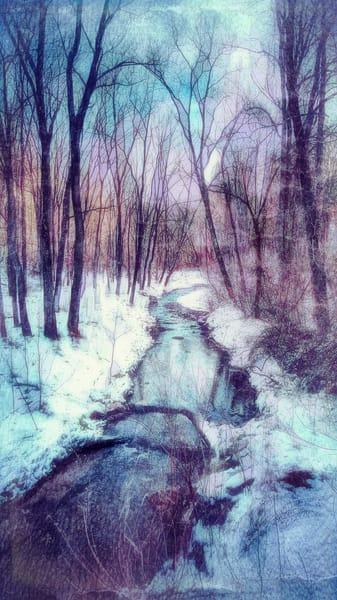 """Dreamy Winter At Nixon Park"" Photography Art | Inspired Imagez"