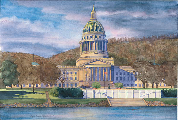 West Virginia State House Capital Building