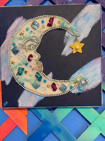 Moon Struck Art | I am Rt 66