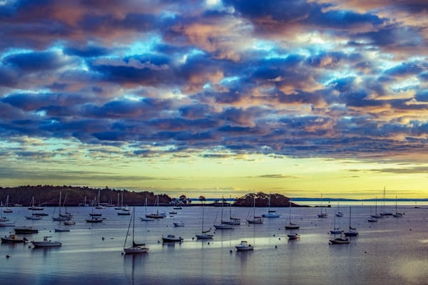 Harbor Dawn Photography Art | David Lawrence Reade