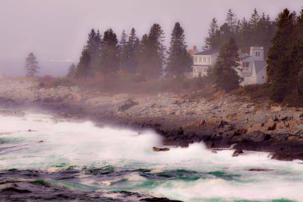 Misty Shores Photography Art | David Lawrence Reade
